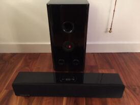 TV Soundbar & Subwoofer - Orbitsound T12 (John Lewis)