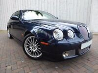 Jaguar S-Type 2.7 V6 Sport XS Body Styling , Extremely Rare S-Type with XS Body Kit, Stunning Car!!