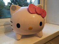 Hello Kitty Ipod Docking Station (4th Gen)