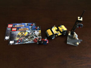 Lego Super Heroes: Superman Metropolis Showdown (76002) Complete