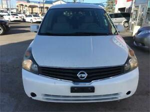 SOLD! 2008 Nissan Quest S Local Trade In! Safetied! AS TRADED!