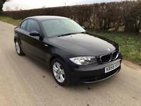 2009 58 BMW 1 SERIES 2.0 120D ES 2D 175 BHP DIESEL