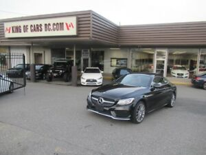 2017 Mercedes-Benz C-Class C300 COUPE - 4MATIC