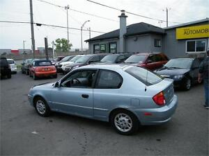 2003 Hyundai Accent GS . AUTOMATIQUE