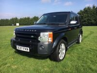 Land Rover Discovery 3 TDV6 SE (2007 Model)