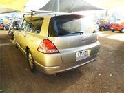 2005 Honda Odyssey 3rd Gen Luxury Gold 5 Speed Sports Automatic Wagon Minchinbury Blacktown Area Preview