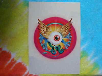 Stanley Mouse Flying Eyeball Postcard