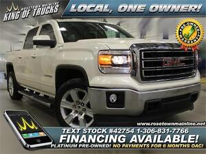 2015 GMC Sierra 1500 SLE Local | One Owner | Leather