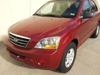 2008 Kia Sorento SPORT PKG 4X4---AUTO--ONE OWNER...ONLY 137,000K
