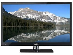 "RCA RLED2445A 24"" LED HDTV WITH REMOTE, AND HDMI CABLE"