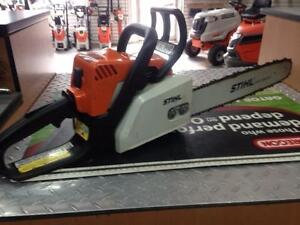 USED STIHL MS170 Chainsaw Serviced Sharpened and Ready to go!