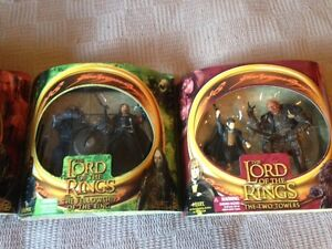 Lord of the RINGS figures MIB MOC lot 1 Orcs and more London Ontario image 2
