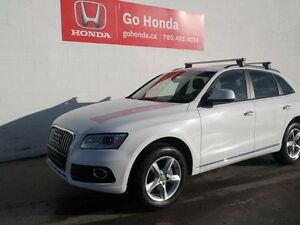 2016 Audi Q5 KOMFORT, 2.0TURBO, LEATHER, QUATTRO