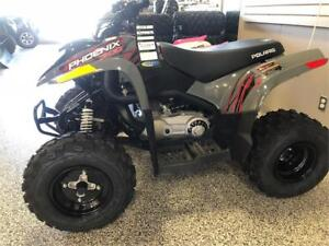 2018 POLARIS PHOENIX 200 - FOR KIDS!
