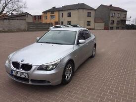 BMW 530D SE Saloon e60 XENON PDF GREABOX AUTOMATIC 111978 Mil !!