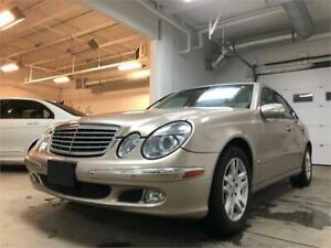 2005 Mercedes-Benz E-Class E320 LOW km*extremely clean*