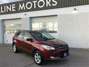2015 Ford Escape, AWD, PANORAMA, BLUETOOTH, BACK-UP CAM!