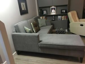 2 Sofa's and 2 Dining Tables with Chairs - Excellent Condition!