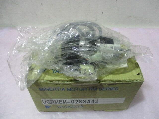 Yaskawa UGRMEM-02SSA42 Servo Motor, UTOPI-050SC15B, 419628