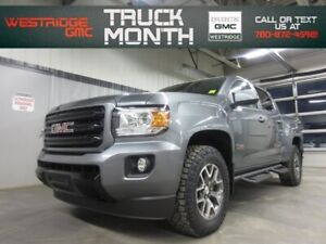 2019 Gmc Canyon 4WD All Terrain w/Leather. Text 780-872-4598 for