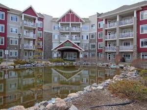 Like new, upgraded condo in Windsor Estates, Spruce Grove