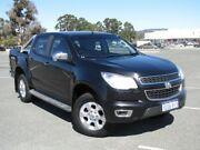 2015 Holden Colorado RG MY16 LTZ Crew Cab Black 6 Speed Sports Automatic Utility Maddington Gosnells Area Preview