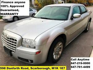 2007 Chrysler 300 FINANCE 100% APPROVED GUARANTEED WARRANTY MINT