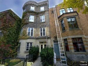 4 bedrooms apartment furnished downtown near McGill, Guy