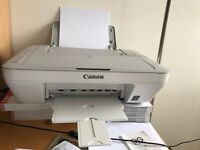 Cannon MG2450 Printer inc 2 extra colour cartridges *Can deliver*
