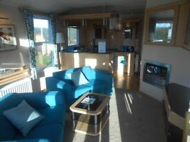 Luxorious 2 bed static caravan for sale