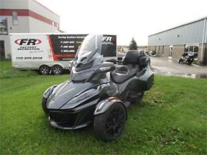 2018 Can Am Spyder RT Limited