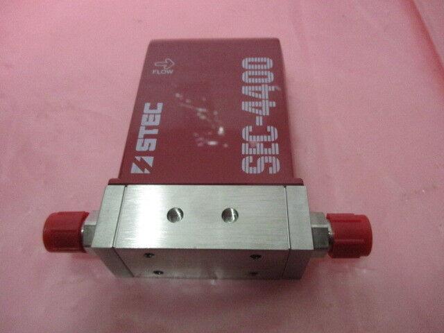 STEC SEC-4400M Mass Flow Controller, MFC, SiF4, 100 SCCM, SEC-4400, 424917
