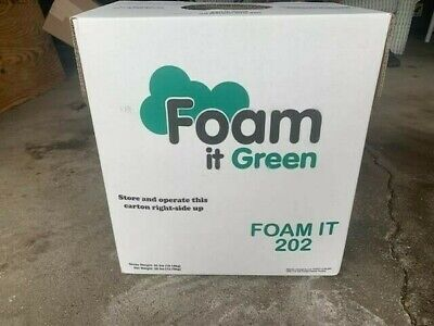 Foam It 202 A Two Part Closed Cells Pray Insulation With Hoses And Spray Tips.