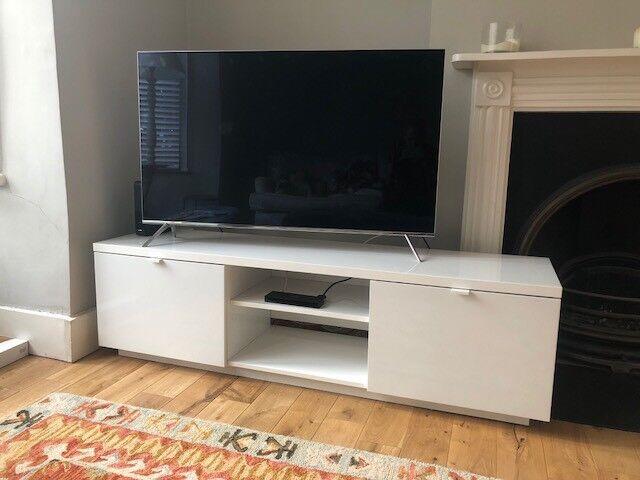 4a024c6c541 IKEA tv unit - white - BYAS