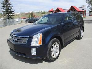 2005 Cadillac SRX AWD Leather, Pana Roof, Loaded! No Accidents!
