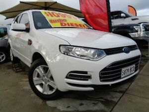 2014 Ford Territory SZ TX Seq Sport Shift White 6 Speed Sports Automatic Wagon Enfield Port Adelaide Area Preview