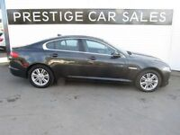 JAGUAR XF 3.0 D V6 LUXURY 4d AUTO 240 BHP (grey) 2013