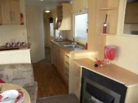 Static caravan 1 hour 30 minutes from Wakefield, Doncaster sited at Withernsea