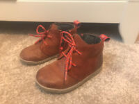 Boys' shoes and boots - Crocs, Clarks and Adidas £10 each