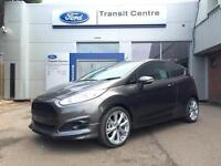 "NEW Ford Fiesta Sport Van, 1.5TDCi 95PS, Magnetic + 17"" Alloys- Onsite"