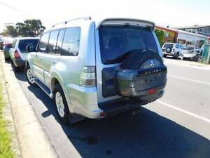 Mitsubishi Pajero NW Turbo Diesel 08/13 Wrecking Canley Vale Fairfield Area Preview