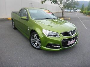 2015 Holden Ute VF MY15 SV6 Ute Green 6 Speed Manual Utility Cairns Cairns City Preview