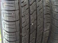 4 pneus d'été Firestone 195/65R15 89H avec Rims