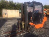 STILL R70-30 Diesel Forklift. Year: 2005