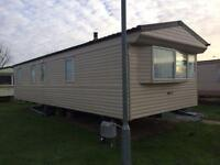 Static Caravan Whitstable Kent 2 Bedrooms 6 Berth Willerby Allure 2012 Alberta