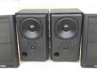 75W Mission M760i Stereo Speakers - Heathrow