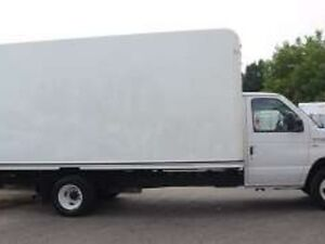 2014 Ford E-Series Van 16FT CUBE