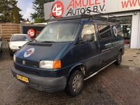 NEAT LEFT HAND DRIVE VOLKSWAGEN TRANSPORTER, RUNS SMOOTHLY WITH GOOD LOAD SPACE, ENGINE IS SOUND.