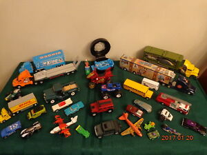 Great Collection of Toy Vehicles