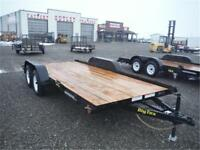 7 x 16 Car Hauler *6,000# GVWR, Ramps INCL* Tax in PRICES!!